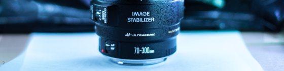 Zu verkaufen: Canon EF 70-300mm f/4.0-5.6 IS USM [250€]