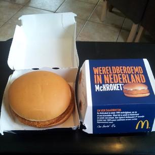 McKroket: Wereldberoemd in Nederland! #nl913