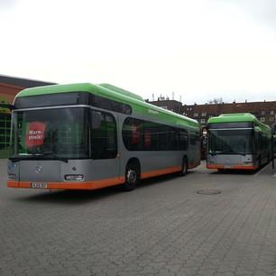 Tja, Bus fahren ist auch nicht. #streik #üstra