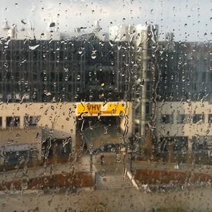 Rain :)