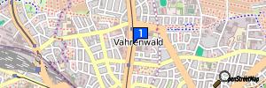 Hannover (Vahrenwald-List), Niedersachsen (Landmasse), Deutschland