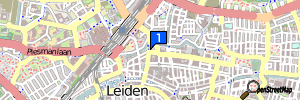 Leiden, Zuid-Holland, Nederland