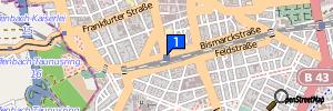 Offenbach am Main, Hessen, Deutschland