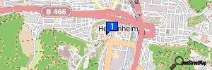 Heidenheim an der Brenz, Baden-Württemberg, Deutschland