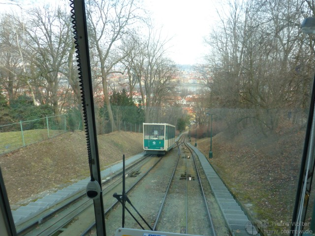 125 Petřín funicular