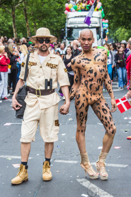 Christopher Street Day (CSD) Berlin 2014
