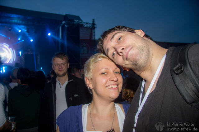 We Are One Festival 2014 // Zitadelle Spandau