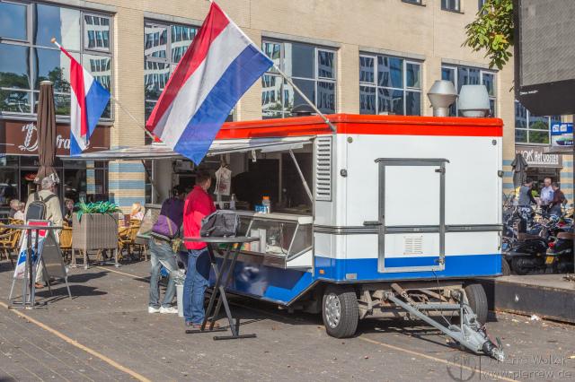 Holländischer Imbiss in Amersfoort