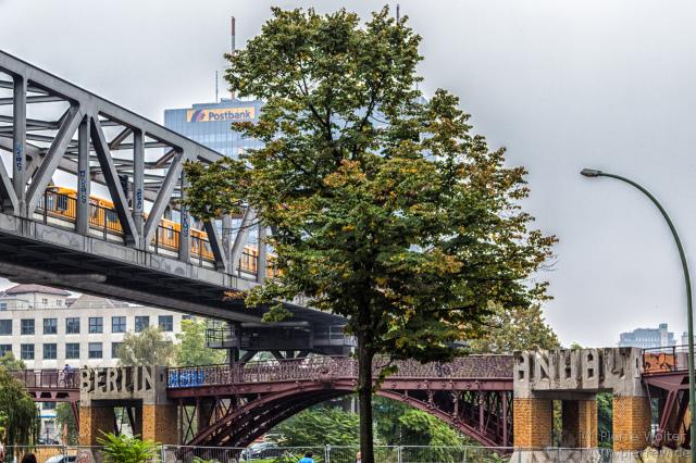 Anhalter Steg vorm Bhf. Möckernbrücke