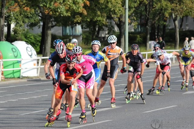 Berlin Marathon 2012 - Skaters