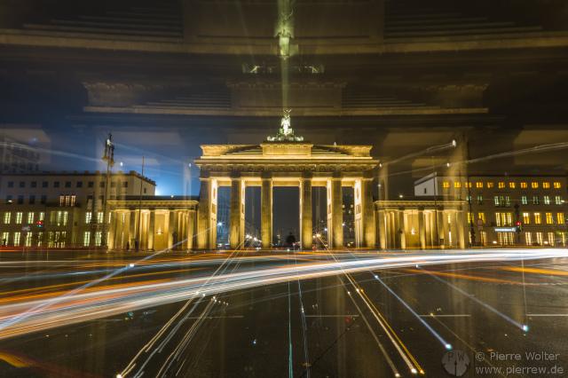 Brandenburger Tor // Zoomring-Spielerei