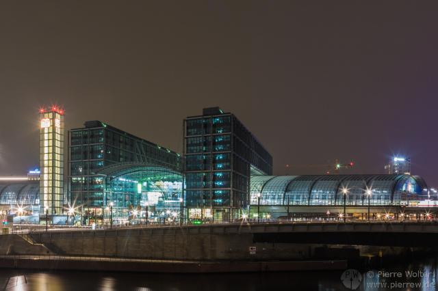Lehrter Bahnhof / Hauptbahnhof Berlin