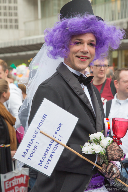 Christopher Street Day (CSD) 2015 - Berlin