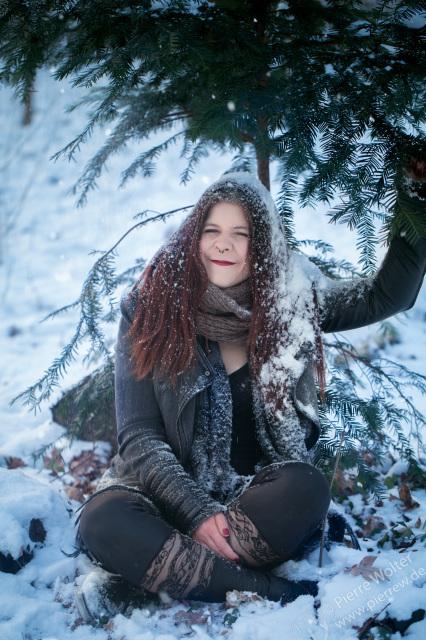 Samsara im Schnee