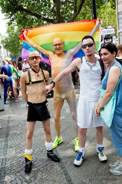 Christopher Street Day (CSD) Berlin 2016