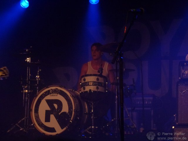 Royal Republic - Save The Nation-Tour