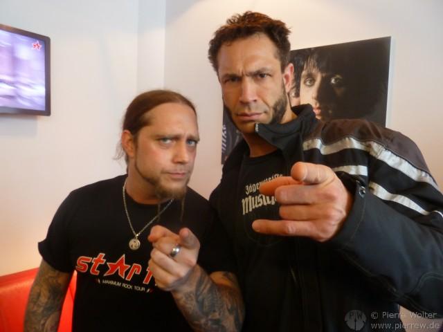 Martin Kesici & Evil Jared