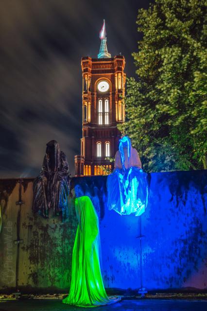 Festival of Lights 2017 // Wächter+Rathaus