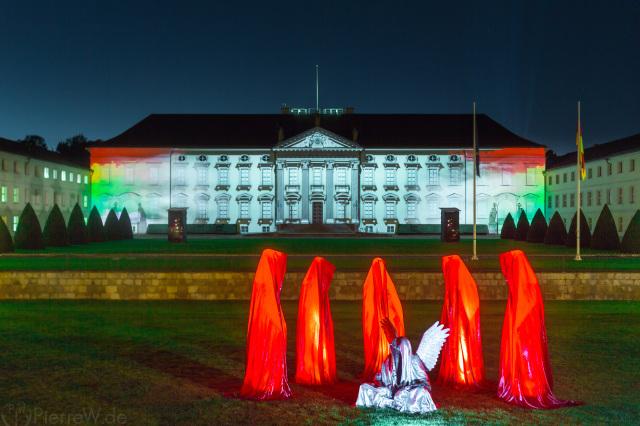 Festival of Lights 2017 // Schloss Bellevue