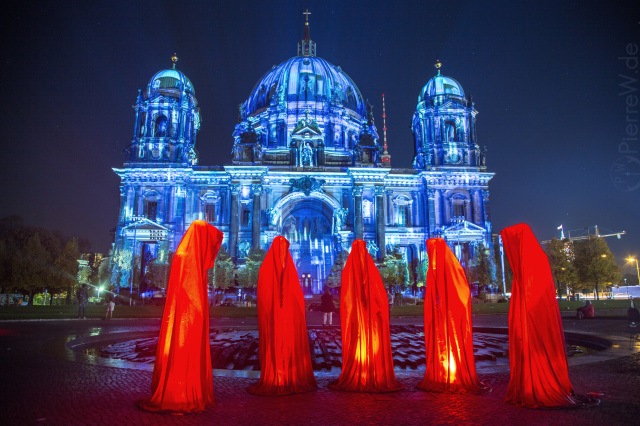 Festival of Lights 2017 // Berliner Dom