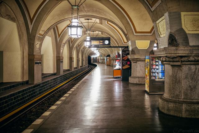 U-Bahnhof Heidelberger Platz