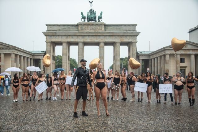 Bodypositivity Catwalk Berlin 2019