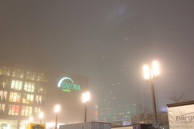 Nebel, 15.11.2012 (Galeria Kaufhof, Park Inn im Nebel)