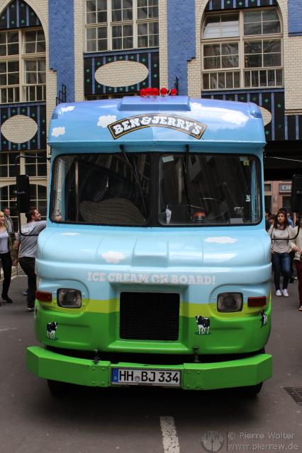 Ben & Jerry's Fair! Ice Tour 2012