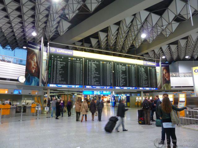 Frankfurt/Main Flughafen, Terminal 1