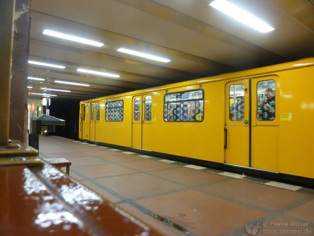 U-Bahn @ Mohrenstr.