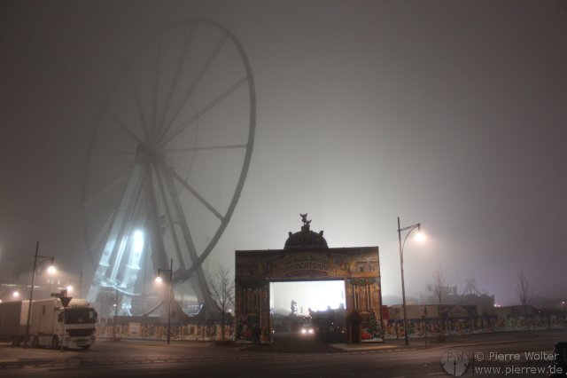 Nebel, 15.11.2012 (Scary Christmasmarket)