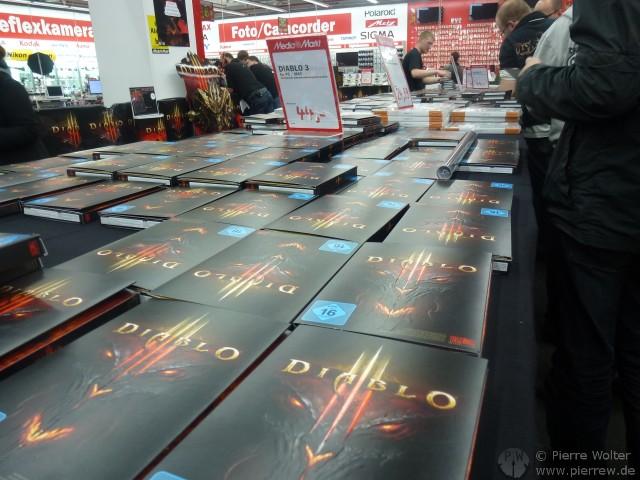 Diablo 3 Standard Editions