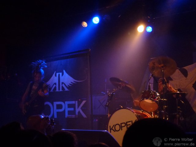 Kopex - Warming up Crowd for Royal Republic