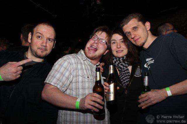 Stefan, Thonas, Maria, Daniel