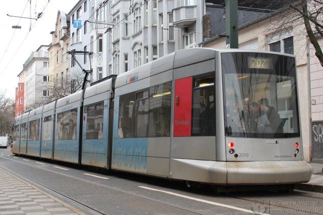 Rheinbahn NF10, Wagen 2010