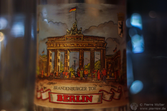 Berlin-Bierglas