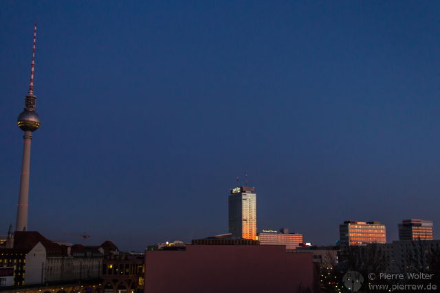 Guten Morgen, Berlin! :-)