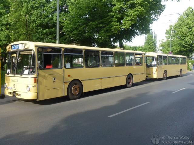 MB E2H 84 (O 305) + MAN E2H 85 (SL 200)