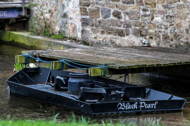 Die Black Pearl