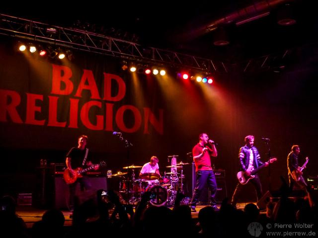 Bad Religion, 12.06.2013, Huxleys