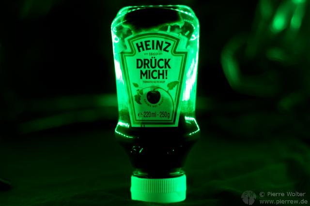 Grüner Ketchup