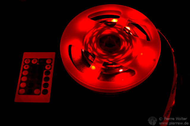 LED-Lichtschlange