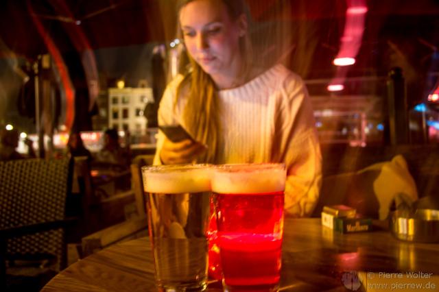 Lisa, Bier