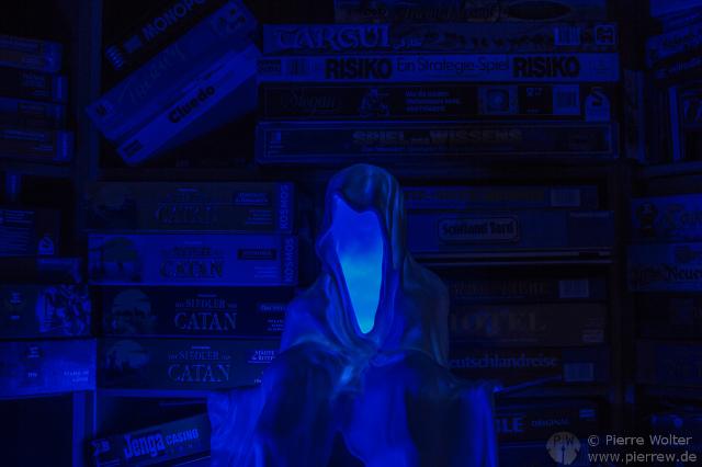 Mini-Wächter 51 Blau