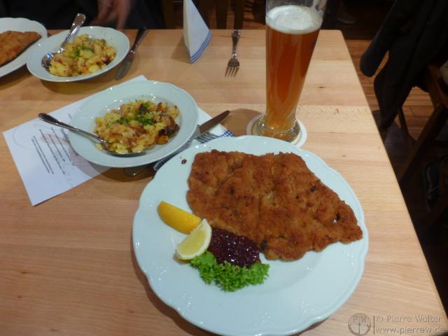 09.01.2012: Das perfekte Mittagessen