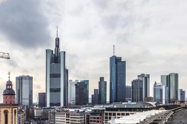 Frankfurt (Main) Skyline