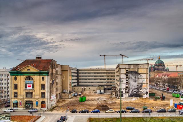 Rückbau DDR-Bauministerium