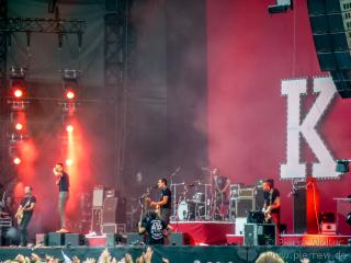 Kraftklub - Tempelhof - 09.08.2013
