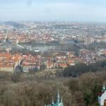 127 Petřínská rozhledna - Panorama 2