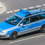 Polizeiauto B-30849